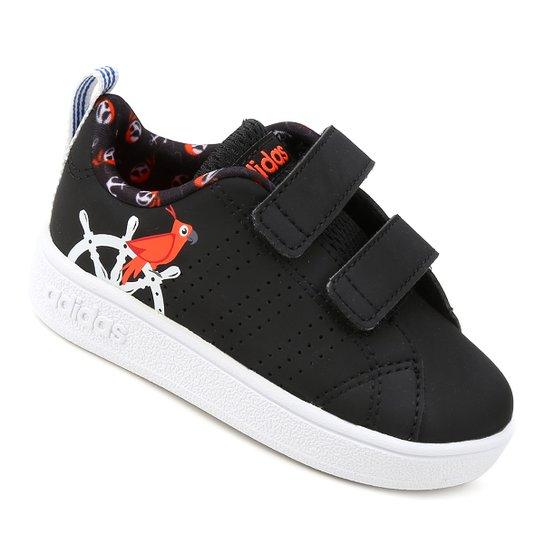 1ffadfa9a Tênis Infantil Adidas Vs Advantage Clean Masculino - Preto | Zattini