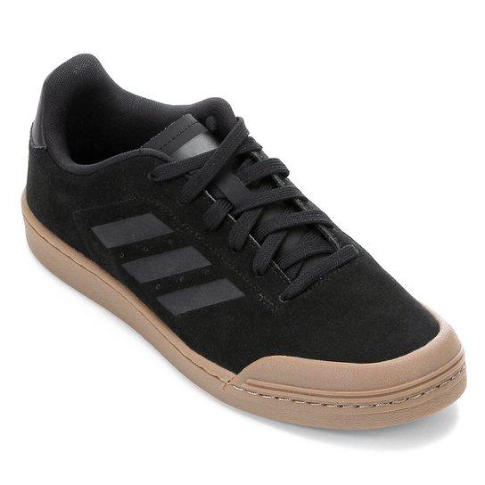 08c2d3248 Tênis Adidas Retro Court Wild Card Masculino - Preto - Compre Agora ...