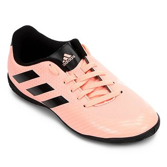 1b9338d2f020c Chuteira Futsal Infantil Adidas Artilheira III IN