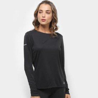 5ffed0735b Camiseta Manga Longa Adidas Run Feminina