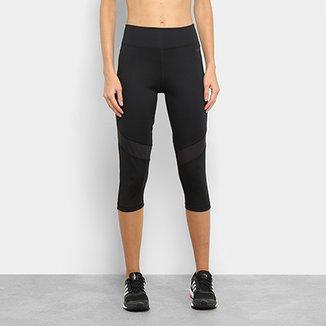 35e246837 Calca Legging Adidas D2M Rr 34 Feminina