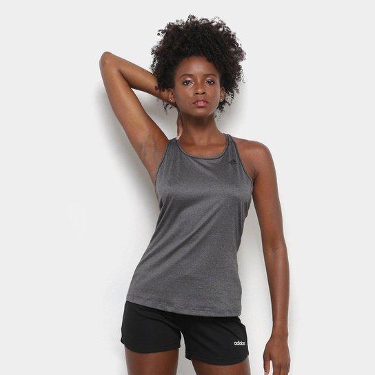 d848374cdca Regata Adidas 3 Stripes Feminina - Cinza - Compre Agora