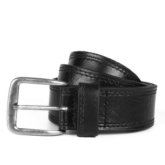 Cinto Couro Oxdi Costura Masculino - Compre Agora   Zattini d750a471a4