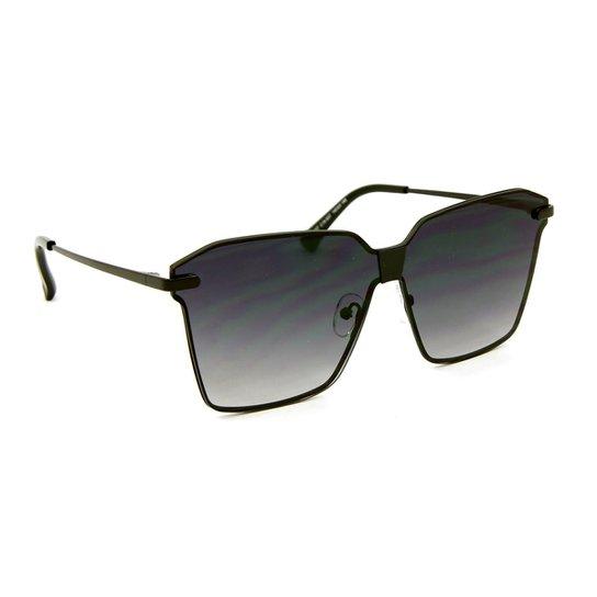 e218a3427640b Óculos de Sol Vintage - Preto - Compre Agora