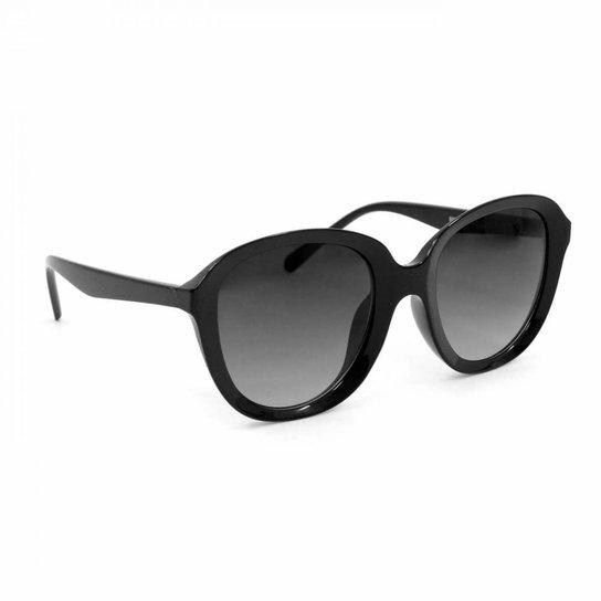 7de0b3119 Óculos de Sol Glamour - Preto | Zattini