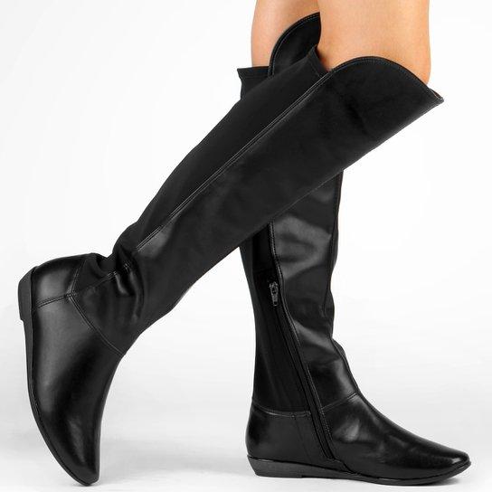 d3b477d4b2 Bota Ramarim Over Knee Elástico - Compre Agora