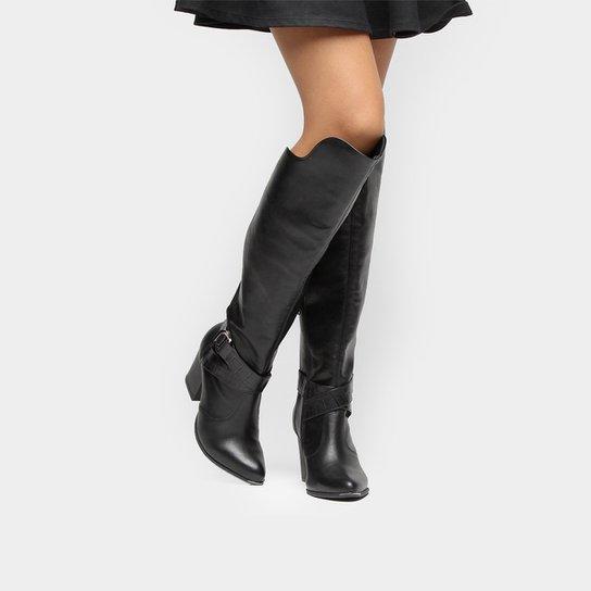 b00c82b1f Bota Ramarim Over Knee Tira Fivela - Compre Agora | Zattini