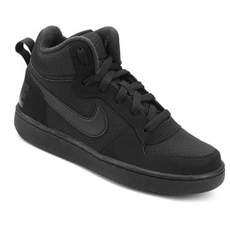 Tênis Infantil Nike Court Borough Mid Masculino 24605875b19cd