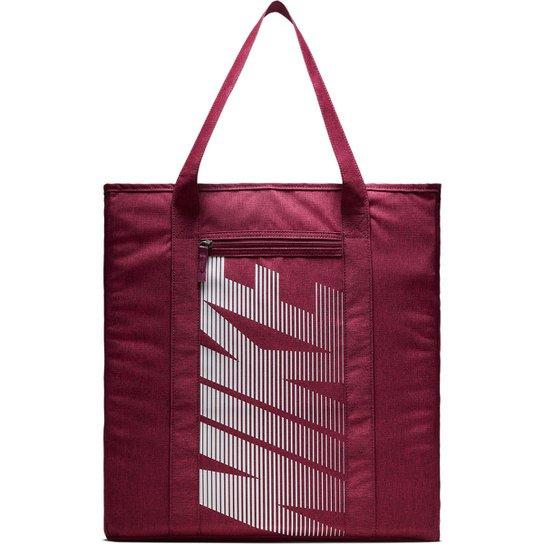 8d0674a07 Bolsa Nike Gym Tote Feminina - Rosa Escuro   Zattini