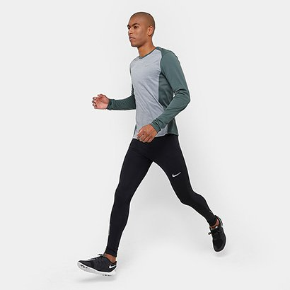 95e31717e23 ... Calça Nike Power Run TGHT Dri-Fit Masculina. Passe o mouse para ver o  Zoom