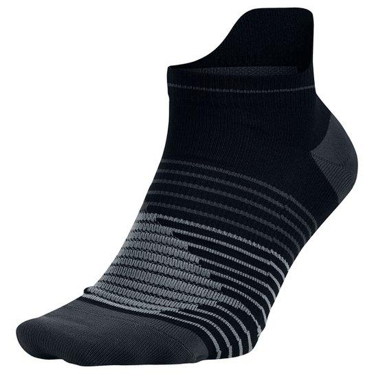 7159dafb8 Meia Invisível Nike Dri-Fit Lightweight Numeração 29-33 - Preto ...
