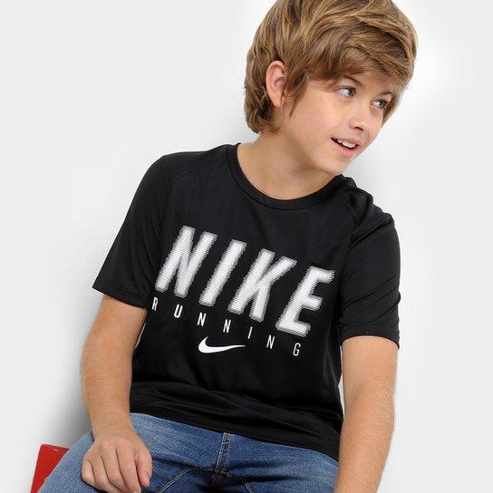 Camiseta Infantil Nike Dry Top Ss Miler Gfx Masculina - Compre Agora ... bd7bbb67a2ce2