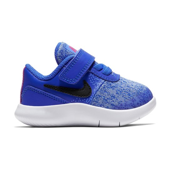 a9f47a3a9 Tênis Infantil Nike Flex Contact Tdv - Azul - Compre Agora   Zattini