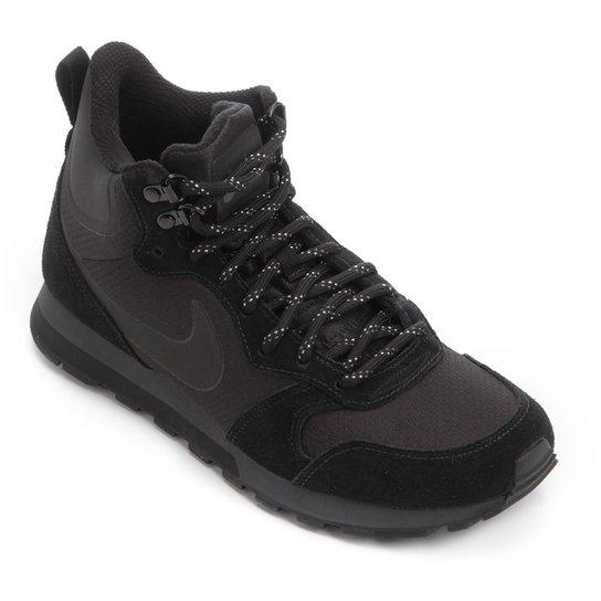 9cca630a888eb Tênis Nike Md Runner 2 Mid Prem Masculino - Preto