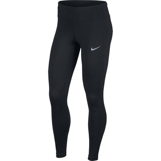 cf639e7858101 Calça Nike Racer Tght Feminina - Preto - Compre Agora