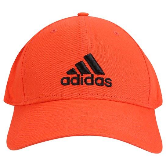 5342e1ee20 Boné Adidas Aba Curva Basic Logo Masculino - Compre Agora