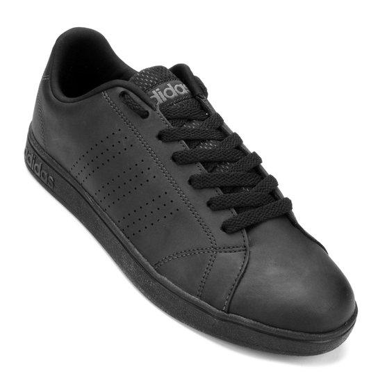 702ff38f06f Tênis Adidas Advantage Vs Clean - Preto - Compre Agora