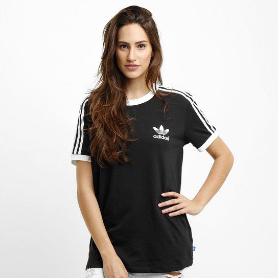 940bc672fbe Camiseta Adidas 3 Stripes Tee - Compre Agora