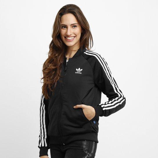 09defb28bcd Jaqueta Adidas Superstar Tt - Compre Agora