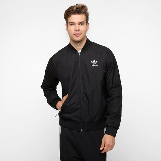 68d68c73265 Jaqueta Adidas Originals Street Sst - Compre Agora