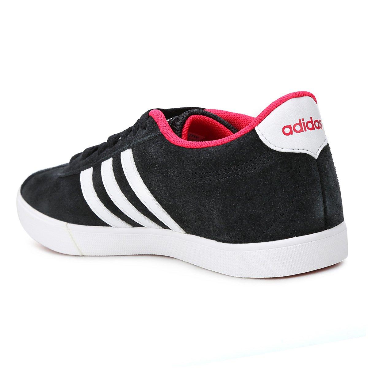 2fddff1052 Tênis Adidas Courtset Feminino