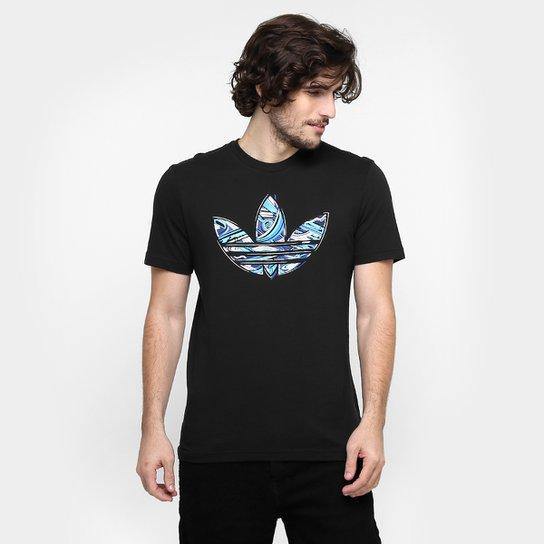 36a26b897ce Camiseta Adidas Originals Spiral Trefoil - Compre Agora