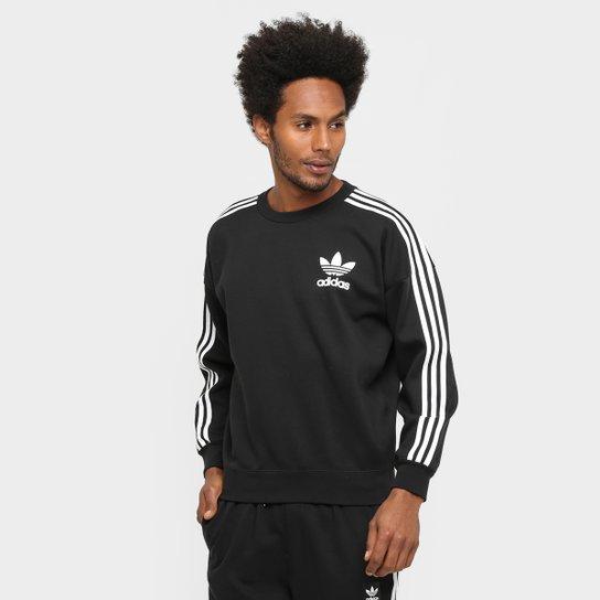 adb5f04f7 Moletom Adidas Originals Adc Fash Crew - Compre Agora
