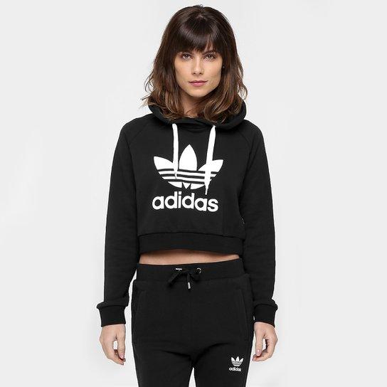 89a71428e5d Moletom Adidas Originals Cropped Hdy c  Capuz - Compre Agora