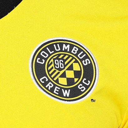ad98ddf3a27ea ... Camisa Columbus Crew MLS Home 17/18 s/nº Torcedor Adidas Masculina.  Passe o mouse para ver o Zoom