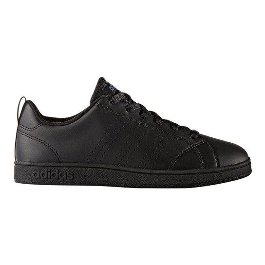 cfbeae6fe6 Tênis Adidas Vs Advantage Clean K Infantil - Preto