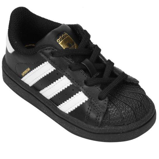 d8e56e7087a Tênis Adidas Superstar Foundation I Infantil - Compre Agora