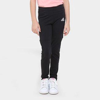 3da3eb2e6 Calça Legging Adidas Yg Id Infantil