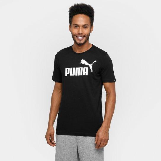 05c672436d Camiseta Puma Ess No.1 Tee Masculina - Compre Agora