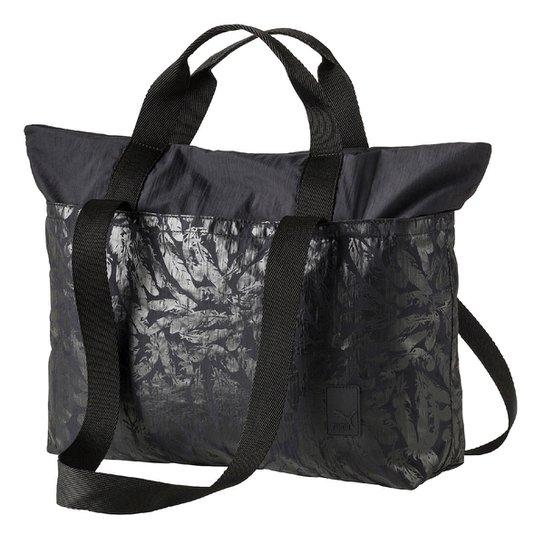 Bolsa Puma Shopper Prime Large Feminina - Preto - Compre Agora  ceda3633e69