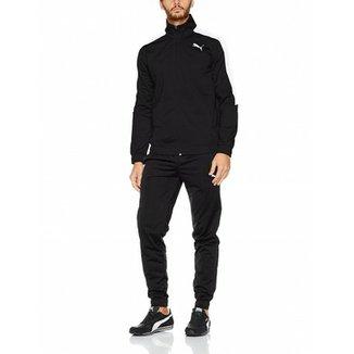 972a3da583e Agasalho Puma Yoga Inspired Suit Feminino · Confira · Agasalho Puma Classic  Tricot Suit 59484051
