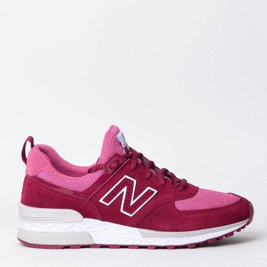 cf088b1f368 Tênis New Balance 574 Sport Feminino - Compre Agora