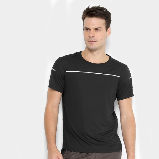 4697582e6041b Camiseta Asics Liteshow Ss Masculina - Preto - Compre Agora
