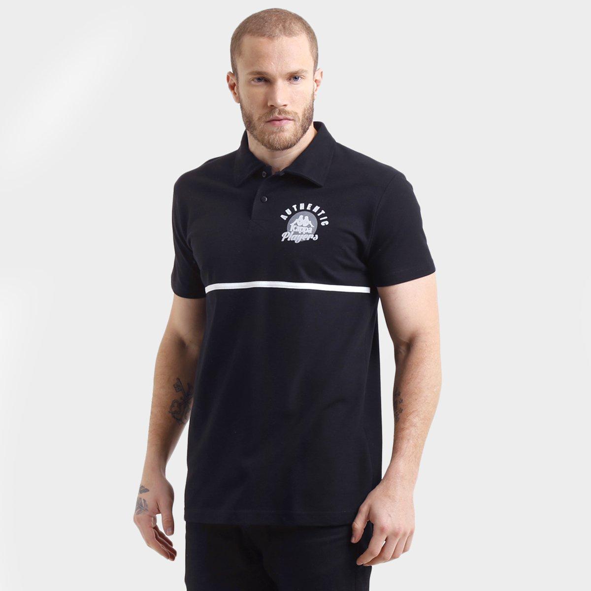 Camisa Polo Kappa Elevate 8e5372fa1aac9