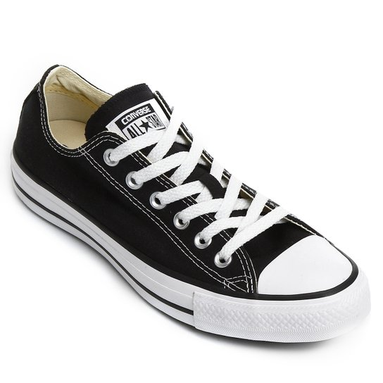 d53066f6665 Tênis Converse All Star Ct As Core Ox - Preto - Compre Agora