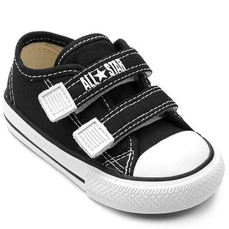 c72ef0ca9fa Tênis Infantil Converse All Star CT Border 2 Velcros Baby