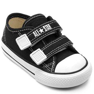 e0d21ec0ef170 Tênis Infantil Converse All Star CT Border 2 Velcros Baby