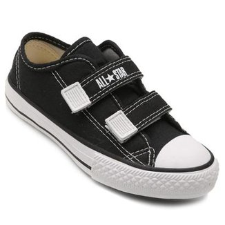 02961a434a Tênis Infantil Converse All Star CT Border 2 Velcros