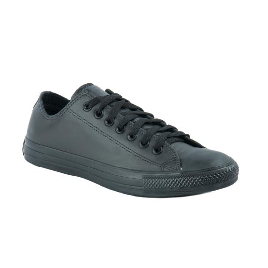 0f9149dbdc Tênis Converse All Star Ct As Monochrome Leather Ox - Compre Agora ...