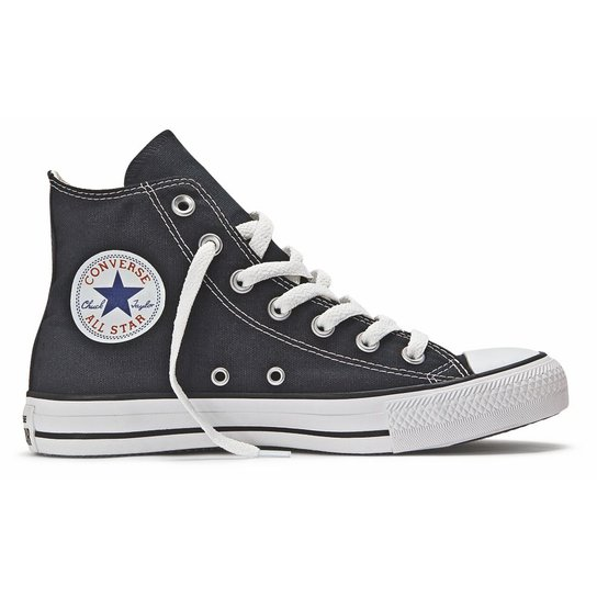 38457a250e0 Tênis Converse All Star Ct As Core Hi CT - Preto - Compre Agora ...