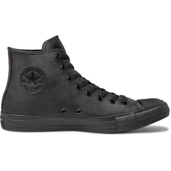 9ed5f0af35d Tênis Converse Chuck Taylor Monochrome Leather Hi - Compre Agora ...
