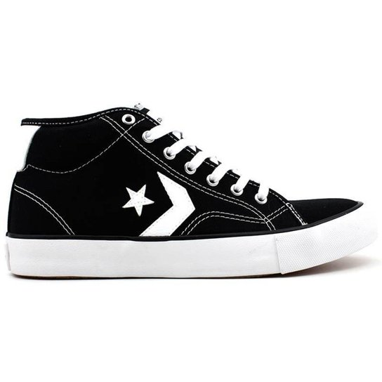 84a2514be1 Tênis All Star Converse Replay Masculino - Preto | Zattini