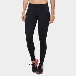 9e0875b606859 Calça Legging de Compressão Fila High Tech New Emanatrix