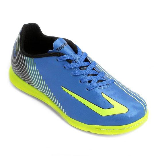 9dbbb71af1c0a Chuteira Futsal Infantil Topper Ultra - Compre Agora
