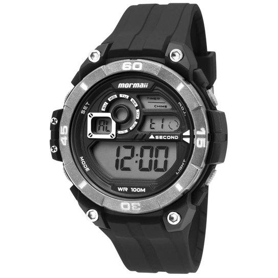 9fc78bebc44 Relógio Mormaii Acqua MO2019 8K - Preto - Compre Agora