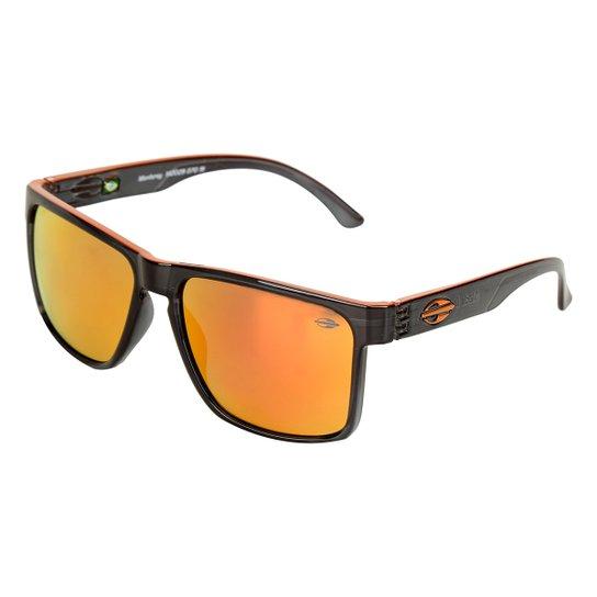 Óculos de Sol Mormaii Monterey Fumê Translucido Lara Masculino - Preto be20ac03ce